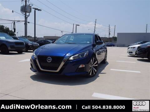 2020 Nissan Altima for sale at Metairie Preowned Superstore in Metairie LA