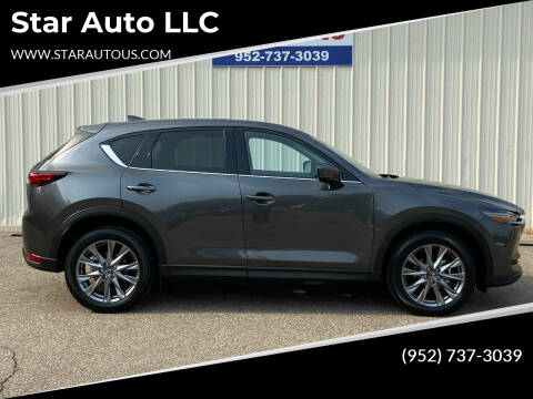 2021 Mazda CX-5 for sale at Star Auto LLC in Jordan MN