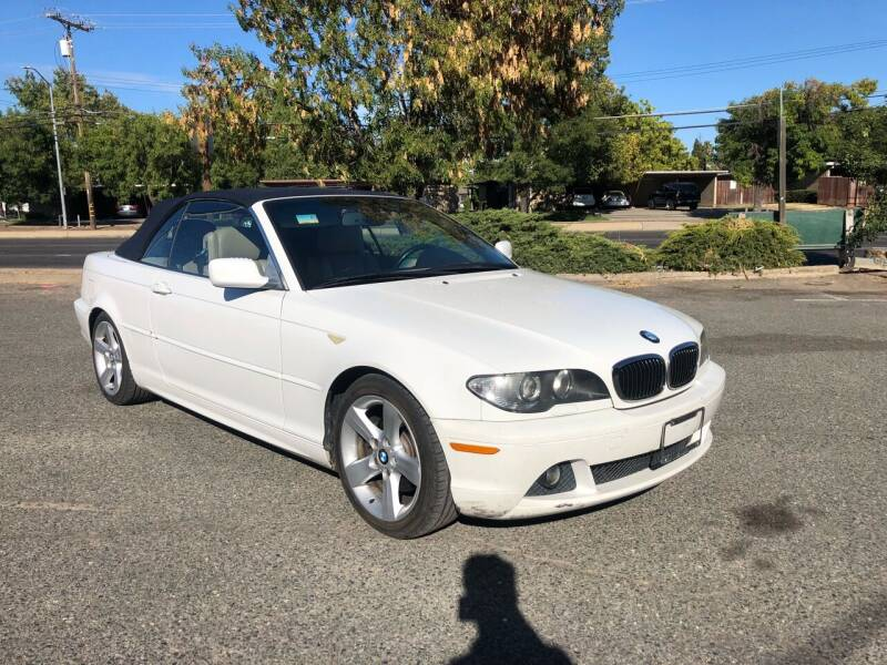 2005 BMW 3 Series for sale at All Cars & Trucks in North Highlands CA