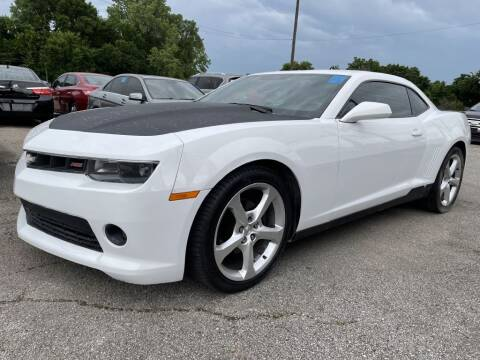 2015 Chevrolet Camaro for sale at Pary's Auto Sales in Garland TX
