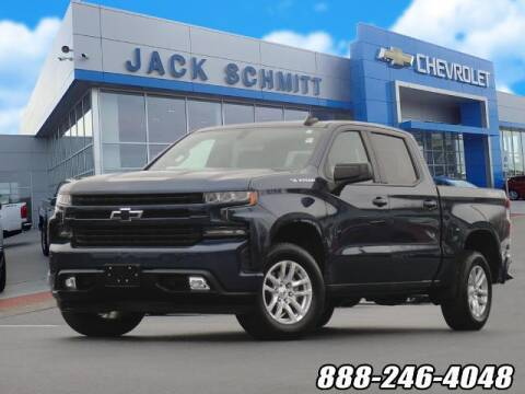2019 Chevrolet Silverado 1500 for sale at Jack Schmitt Chevrolet Wood River in Wood River IL