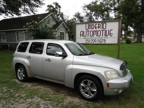 2009 Chevrolet HHR for sale at Under 10 Automotive in Robertsdale AL