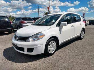 2012 Nissan Versa for sale at Smart Buy Car Sales in St. Louis MO
