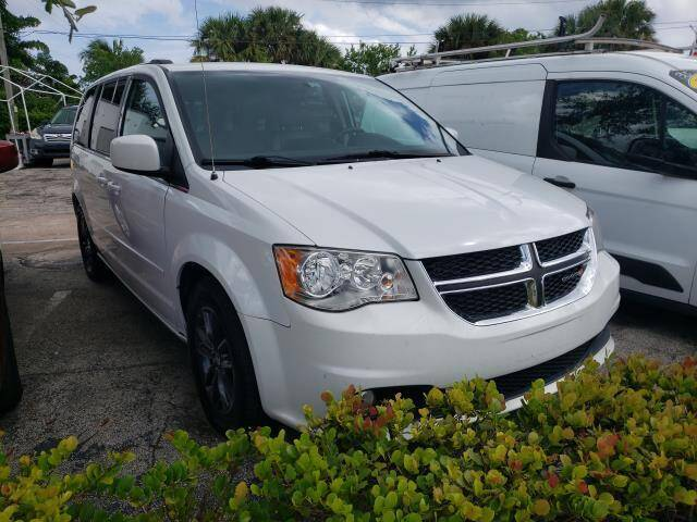2017 Dodge Grand Caravan for sale at Mike Auto Sales in West Palm Beach FL