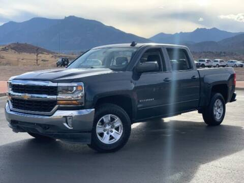 2017 Chevrolet Silverado 1500 for sale at Lakeside Auto Brokers Inc. in Colorado Springs CO