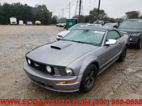 2007 Ford Mustang for sale at East Coast Auto Source Inc. in Bedford VA