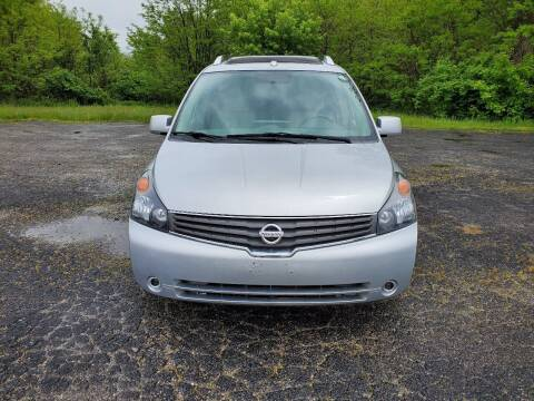 2009 Nissan Quest for sale at Discount Auto World in Morris IL