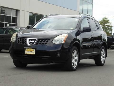 2009 Nissan Rogue for sale at Loudoun Motor Cars in Chantilly VA