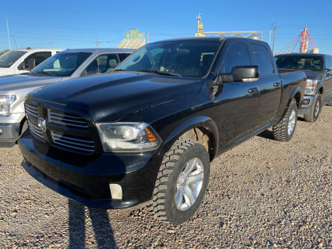 2015 RAM Ram Pickup 1500 for sale at Truck Buyers in Magrath AB