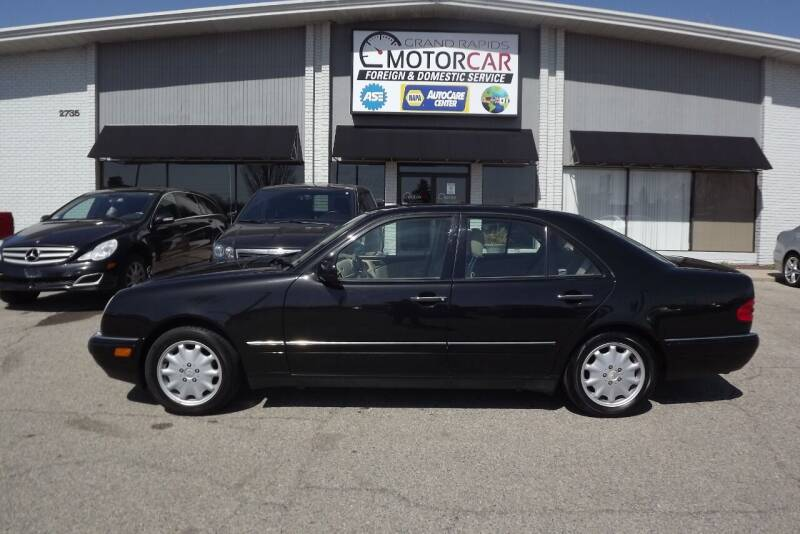 1999 Mercedes-Benz E-Class for sale at Grand Rapids Motorcar in Grand Rapids MI