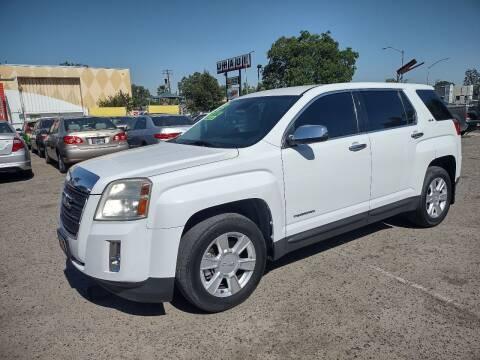 2013 GMC Terrain for sale at Larry's Auto Sales Inc. in Fresno CA