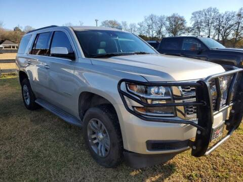 2015 Chevrolet Tahoe for sale at Bratton Automotive Inc in Phenix City AL