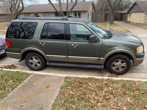 2003 Ford Expedition for sale at Bad Credit Call Fadi in Dallas TX