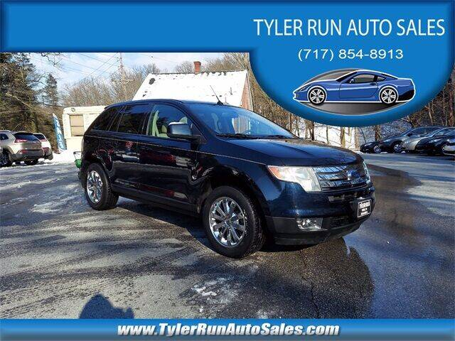 2009 Ford Edge for sale at Tyler Run Auto Sales in York PA