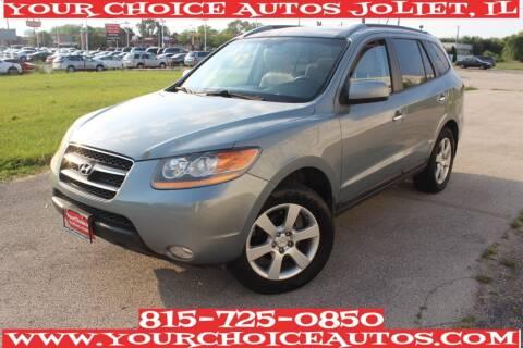 2008 Hyundai Santa Fe for sale at Your Choice Autos - Joliet in Joliet IL