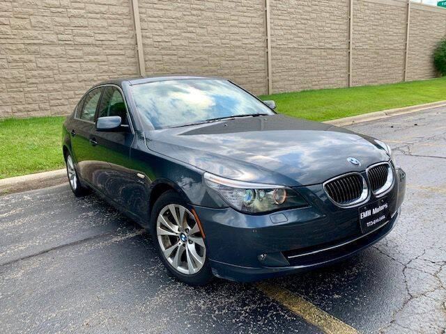 2010 BMW 5 Series for sale at EMH Motors in Rolling Meadows IL