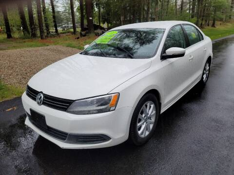 2013 Volkswagen Jetta for sale at Showcase Auto & Truck in Swansea MA