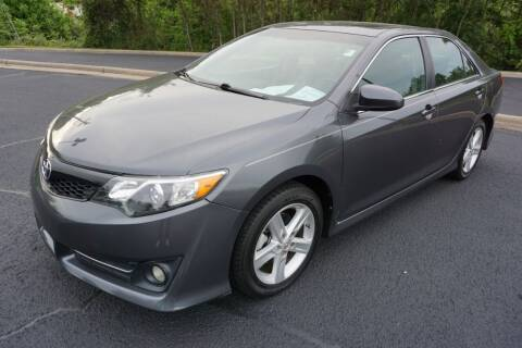 2013 Toyota Camry for sale at Modern Motors - Thomasville INC in Thomasville NC