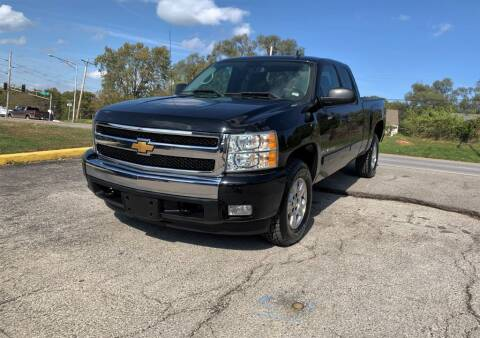 2008 Chevrolet Silverado 1500 for sale at InstaCar LLC in Independence MO