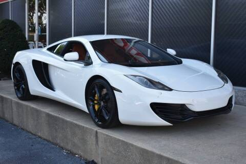2012 McLaren MP4-12C for sale at Alfa Romeo & Fiat of Strongsville in Strongsville OH
