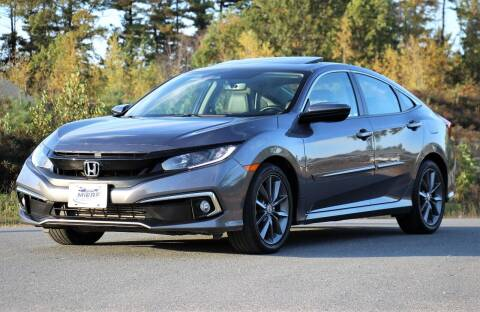 2019 Honda Civic for sale at Miers Motorsports in Hampstead NH