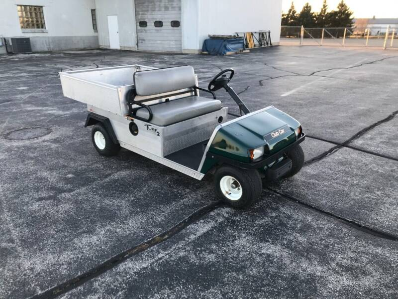 2011 Club Car Carryall 2 for sale at Jim's Golf Cars & Utility Vehicles - DePere Lot in Depere WI