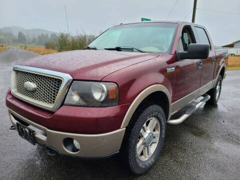 2006 Ford F-150 for sale at State Street Auto Sales in Centralia WA