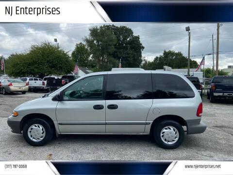 2000 Chrysler Voyager for sale at NJ Enterprises in Indianapolis IN