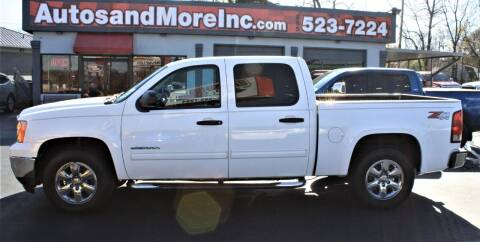 2013 GMC Sierra 1500 for sale at Autos and More Inc in Knoxville TN