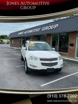 2010 Chevrolet Traverse for sale at Jones Automotive Group in Jacksonville NC