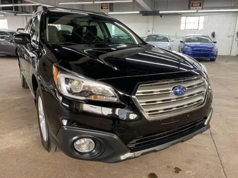 2017 Subaru Outback for sale at John Warne Motors in Canonsburg PA