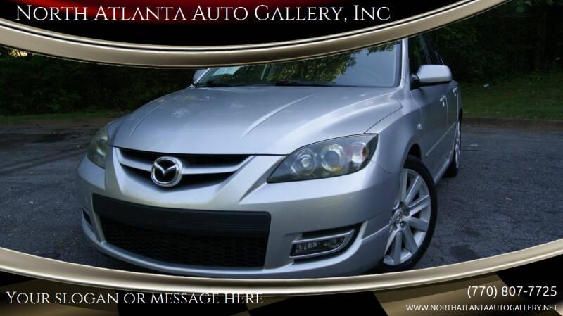 2007 Mazda MAZDASPEED3 for sale at North Atlanta Auto Gallery, Inc in Alpharetta GA