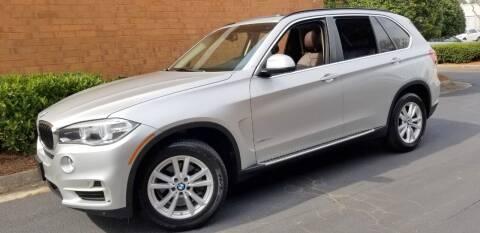 2015 BMW X5 for sale at RPM Exotic Cars in Atlanta GA