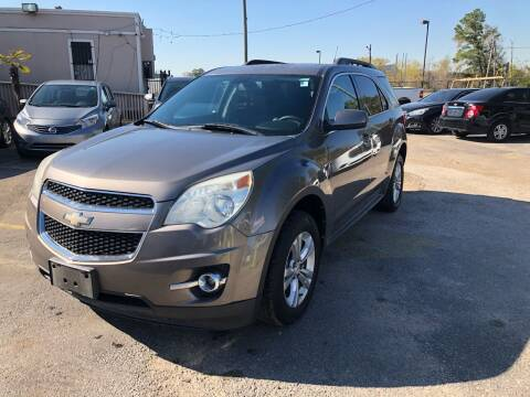 2010 Chevrolet Equinox for sale at Saipan Auto Sales in Houston TX