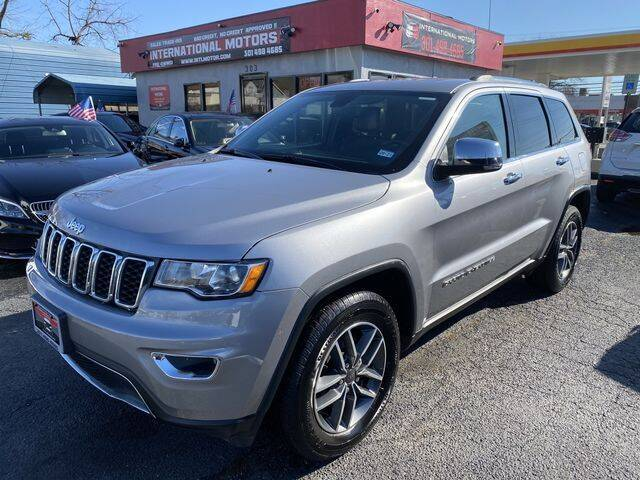 2020 Jeep Grand Cherokee for sale at International Motors in Laurel MD