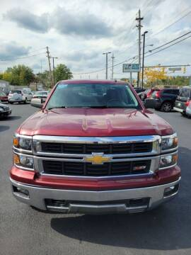 2014 Chevrolet Silverado 1500 for sale at MR Auto Sales Inc. in Eastlake OH