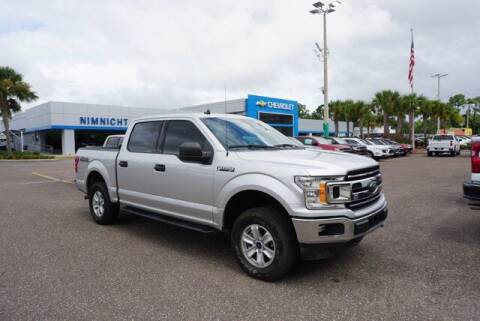 2019 Ford F-150 for sale at WinWithCraig.com in Jacksonville FL
