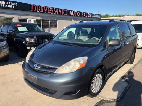 2008 Toyota Sienna for sale at DriveSmart Auto Sales in West Chester OH