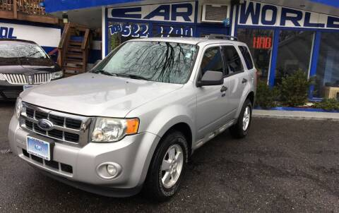 2009 Ford Escape for sale at Car World Inc in Arlington VA