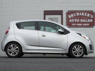 2014 Chevrolet Spark EV for sale at Brubakers Auto Sales in Myerstown PA