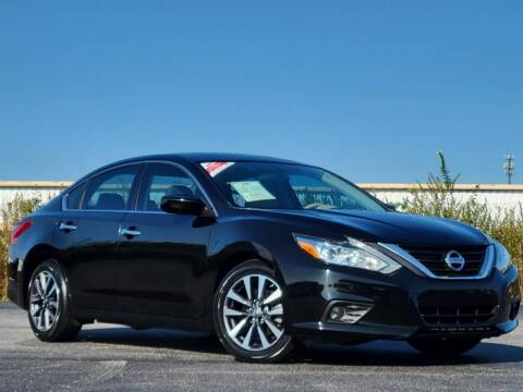 2017 Nissan Altima for sale at BuyRight Auto in Greensburg IN
