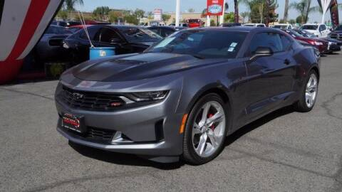 2021 Chevrolet Camaro for sale at Choice Motors in Merced CA
