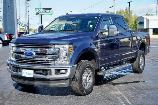 2019 Ford F-250 Super Duty for sale at Preferred Auto in Fort Wayne IN