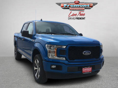 2020 Ford F-150 for sale at Rocky Mountain Commercial Trucks in Casper WY