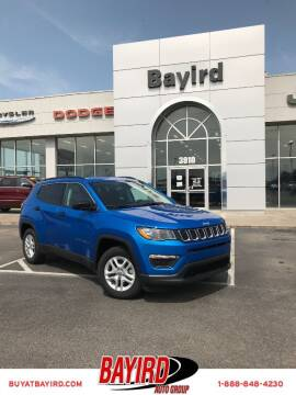 2021 Jeep Compass for sale at Bayird Truck Center in Paragould AR