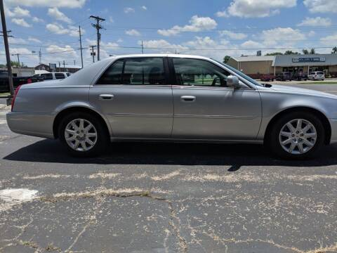 2011 Cadillac DTS for sale at Casey Classic Cars in Casey IL