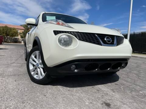 2012 Nissan JUKE for sale at Boktor Motors in Las Vegas NV