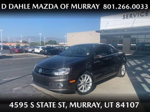 2012 Volkswagen Eos for sale at D DAHLE MAZDA OF MURRAY in Salt Lake City UT