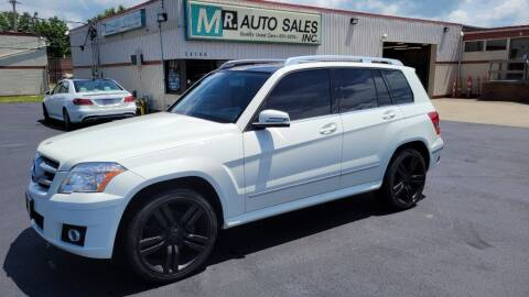 2012 Mercedes-Benz GLK for sale at MR Auto Sales Inc. in Eastlake OH