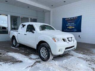 2015 Nissan Frontier for sale at GRAFF CHEVROLET BAY CITY in Bay City MI
